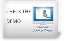 Admin Demo