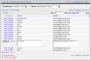 Webuzo for Vty full screenshot
