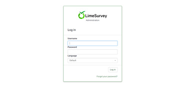 Webuzo for LimeSurvey