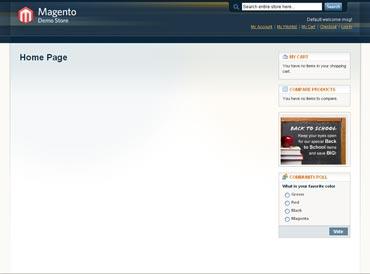 Webuzo for Magento