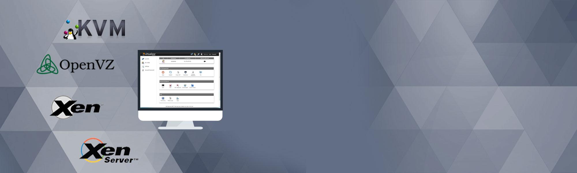 Virtualizor VPS Panel