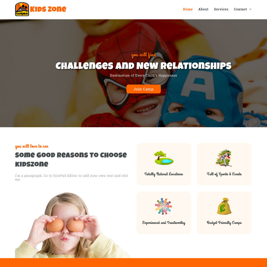 SitePad Themes
